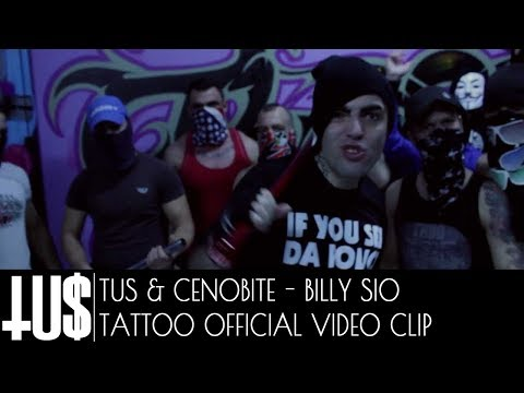 "TUS & CENOBITE - ""BILLY SIO TATTOO RMX"""