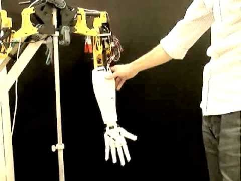 InMoov Arduino Animatronic Hand Robot 3D Printer Part5