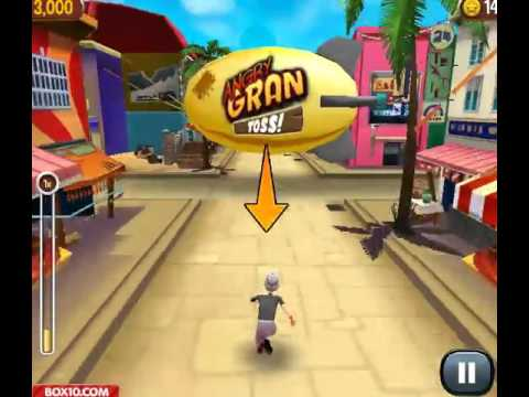 Angry Gran Run in India - Best Free 2015 Online Games