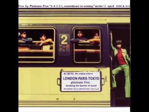 Pizzicato Five - London-Paris