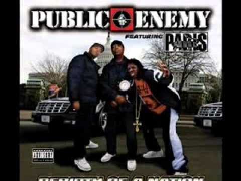 Public Enemy - Plastic Nation