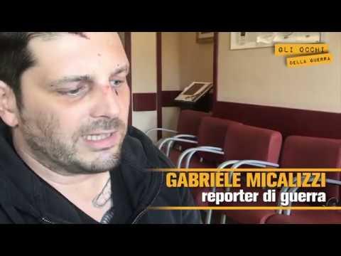 Il racconto di Gabriele Micalizzi, ferito in Siria