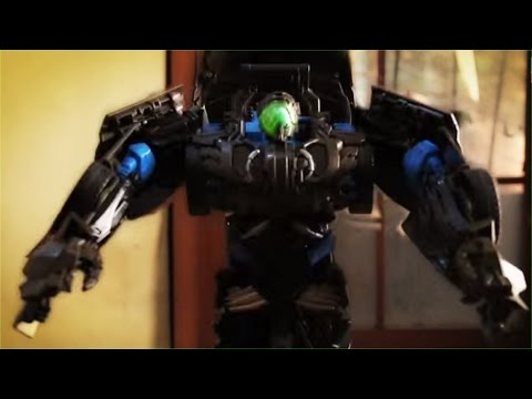 Stop Motion | Transformers | Stop Motion Unboxing | Transformers Age Of Extinction Stopmotion