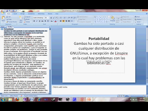 Transfiere documentos word a Powerpoint FACIL!!!