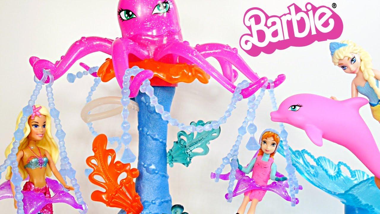 Barbie Splash And Slide Barbie Splash 'n Spray Water
