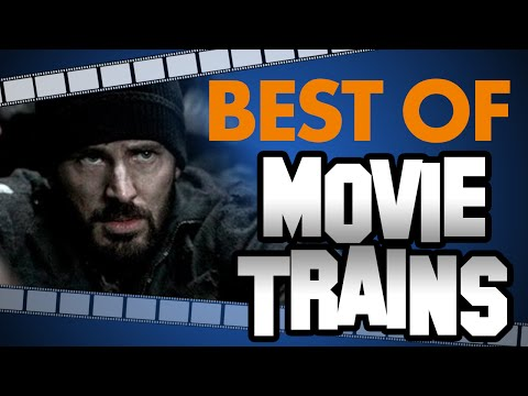 Best Movie Trains! (Snowpiercer 2014)
