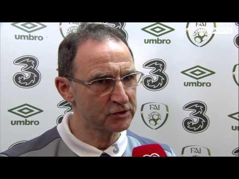 Bosnia and Herzegovina v Republic of Ireland - Post Match Interview - Martin O'Neill (13/11/15)