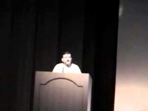 Scs Motivational Speech By Mr. Sandeep Manudhane video