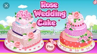 Tasty cake and beautiful cake game by Barbie