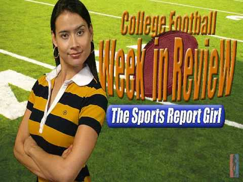 SRG's College Football Week in Review: 12-7-08 Video