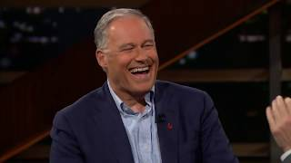 Gov. Jay Inslee: Combating Climate Change | Real Time with Bill Maher (HBO)