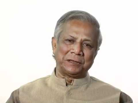 Muhammad Yunus Designs an Ideal Regulatory Body