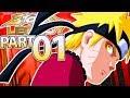 KURAMA ATTACKS THE LEAF Naruto Ultimate Ninja Storm Legacy Gameplay Walkthrough Part 1 PS4 mp3