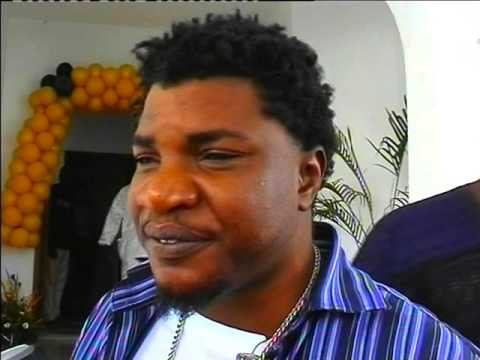 ENTERTAINMENT NEWS:BY ANIRE BINITIE,FOR GALAXY TV.LAGOS.:2006.