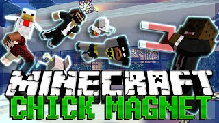 Minecraft CHICK MAGNET w/ SkyDoesMinecraft, OkwardIndustries and BillWarlow