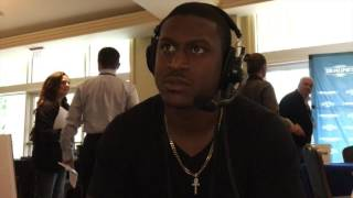Blake Sims on Alabama defense, practicing as Deshaun Watson, and more