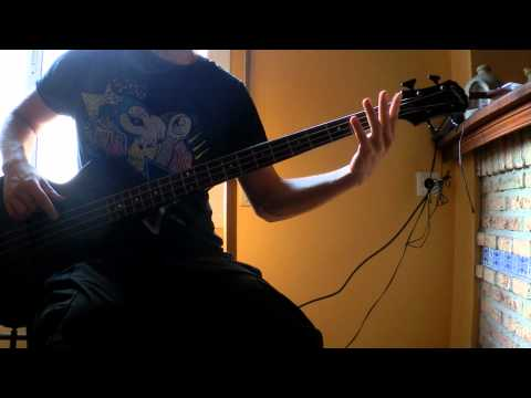 Deftones - Headup (Bass Cover)