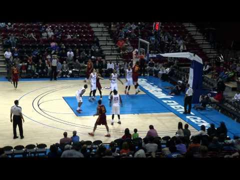 Highlights - Canton Charge vs. Tulsa 66ers 4/4/14