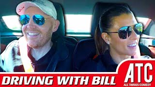 Bill Burr's Guide to Driving Etiquette: Indianapolis Motor Speedway!!