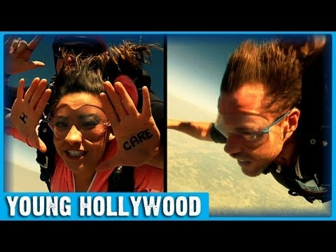 Suiting Up with Shay Mitchell for 18k-Ft Skydive!