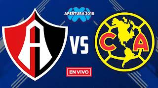 ATLAS VS AMÉRICA EN VIVO LIGA MX | 2019
