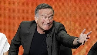 Hollywoodstar Robin Williams begeht Selbstmord
