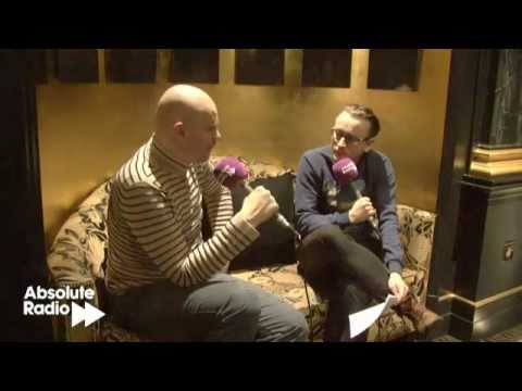 Billy Corgan 2011 Interview with Pete Donaldson from Absolute Radio in the UK