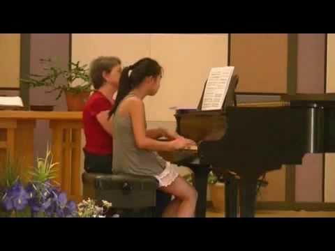 Piano lessons in Sunnyvale CA