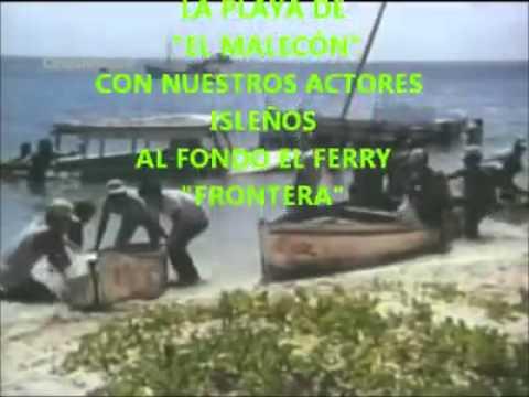 """HOLA HERMANOS, AQU� UNA MUY BREVE RECOPILACI�N DE LA PEL�CULA """"CICL�N"""", FILMADA EN 1978. estaban de moda las combis.ese niño que aparece es mi primo reyes su..."""