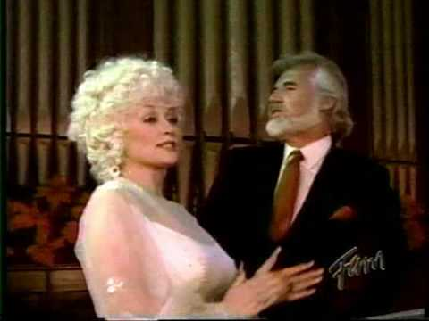 Kenny & Dolly - I'll Be Home With Bells On