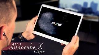 Музыкальный планшет с AMOLED - обзор Alldocube X