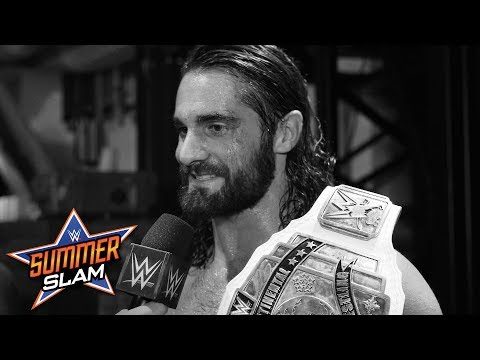 Seth Rollins says he couldn't win at SummerSlam without Dean Ambrose: WWE Exclusive, Aug. 19, 2018