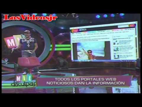 VIDEO INTIMO DE EZIO OLIVA CAUSA REVUELO EN TODOS LOS PORTALES ( MIL DISCULPAS ) 16/01/14