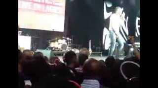 Bovi of Banana Island @Guinness World Of More Concert, Lagos