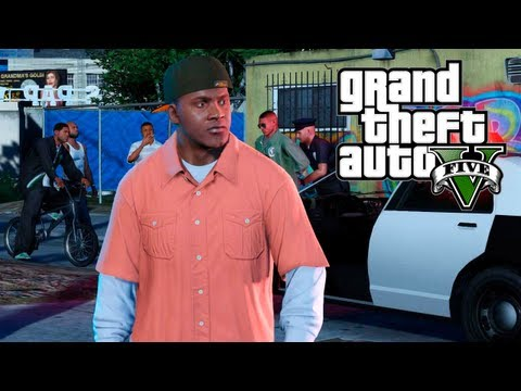 GTA 5 - Custom Clothing. Gas Stations & Convenience Stores (GTA V)