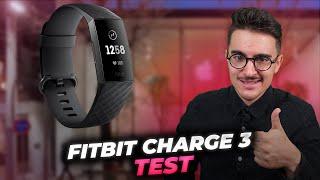 FITBIT CHARGE 3 : TEST DU BRACELET CONNECTÉ