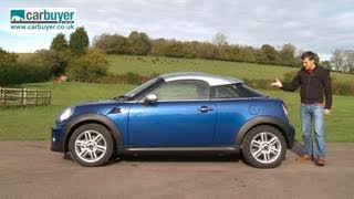 MINI Coupe review - CarBuyer