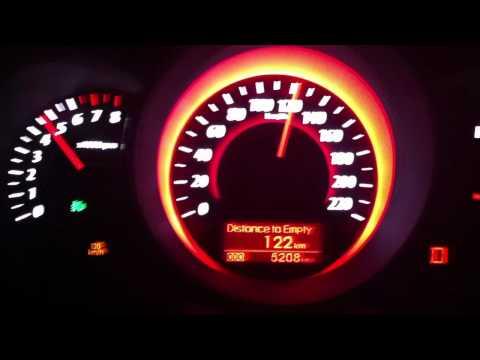 Kia Cerato 2011 0 160 km hr