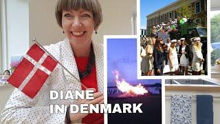 High School Graduation, Midsummer - how we celebrate in Denmark!