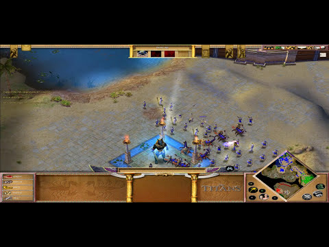 8/12: Cerberus - The New Atlantis (Campaign) - Age of Mythology: The Titans