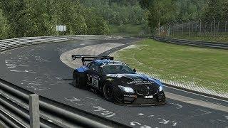 RaceRoom Racing VLN Nordschleife BMW Z4 GT3