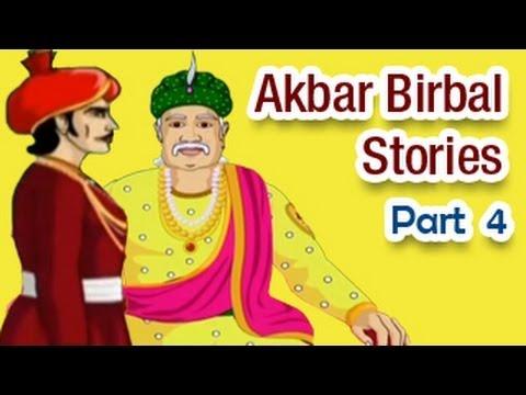 Akbar Birbal Hindi Animated Story - Part 4 6 video