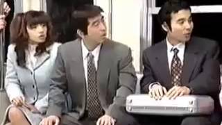 Japanese Sketch Comedy on Mobile Phones