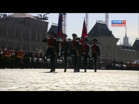 The sacred war, Victory Day Parade 2013 in Moscow