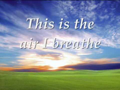 Breathe--Byron Cage