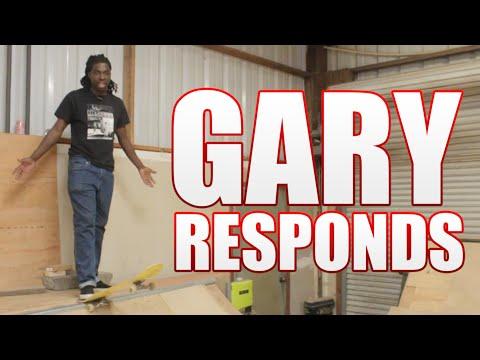 Gary Responds To Your SKATELINE Comments - Blake Norris Blunt Kickflip Clipper, Chris Cole Tre Flip