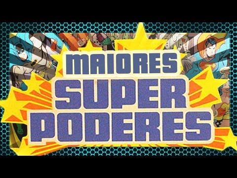 MELHORES SUPER PODERES - MonarkiaHub