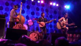 Watch Avett Brothers Me And God video