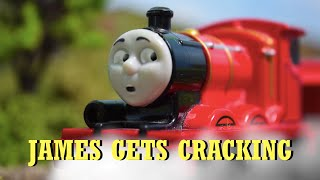 James Gets Cracking   Thomas & Friends   Story Adaptation