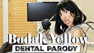 Bodak Yellow by Cardi B (Dental Parody)